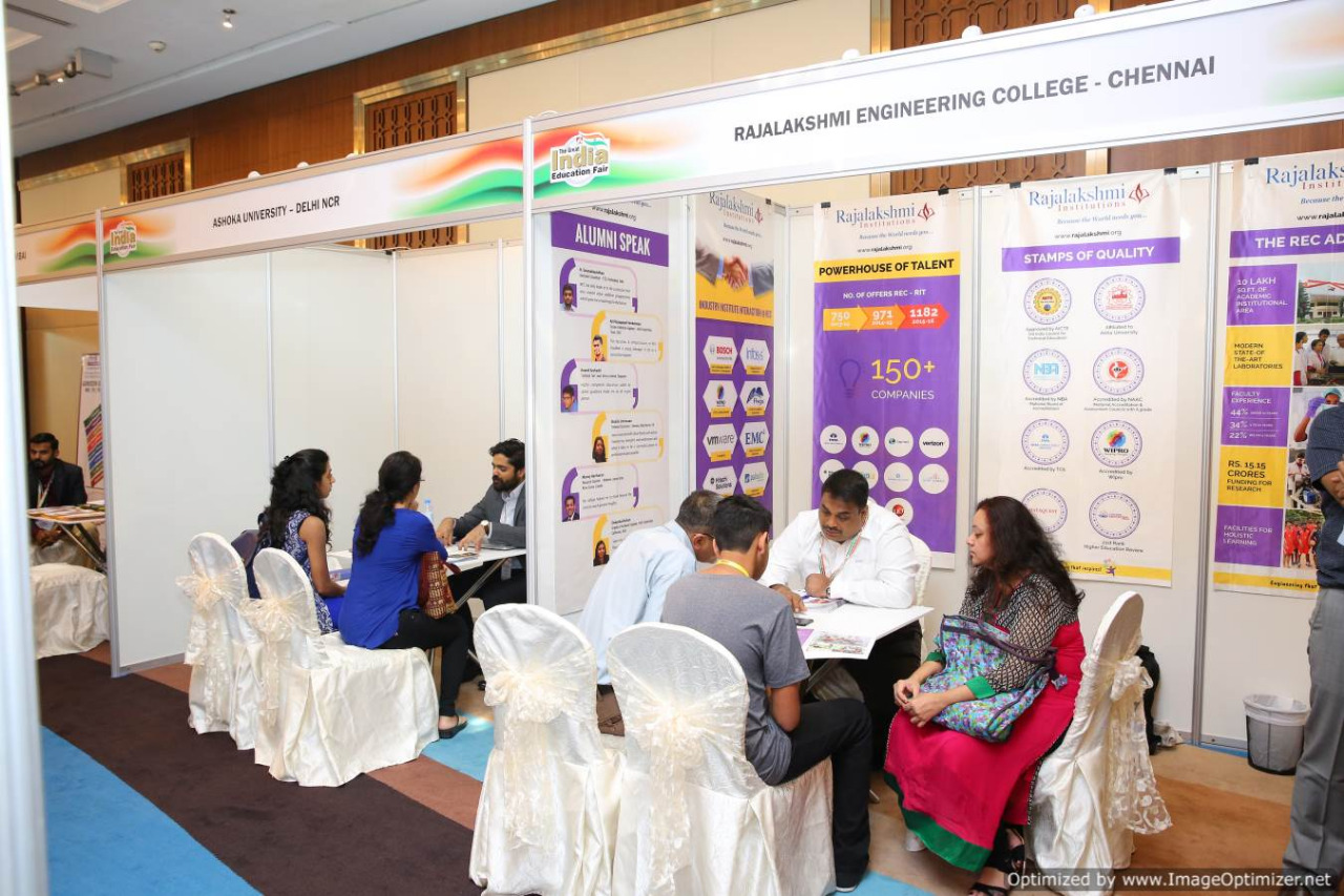 Education Fair - Sharjah 1